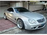 Mercedes-Benz SL 500 FULL LOOK ,63 AMG MONAΔΙΚΟ '02