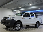 Toyota Hilux 4WD 2CABIN ΕURO-5 '13 - € 17.490 EUR