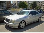 Mercedes-Benz CLK 200 AVANTGARDE KOMPRESSOR '02