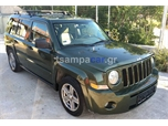 Jeep Patriot 2.4 ME ΣΗΜΑ 2018! MANOS MOTORS '09 - € 5.750 EUR