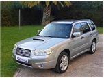 Subaru Forester 4X4-TURBO-ΙΔΙΩΤΗ-235 ΗP '05 - € 7.500 EUR