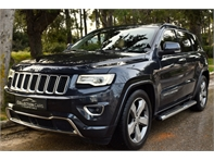Jeep Grand Cherokee OVERLAND FACELIFT CRD PANORAMA '14