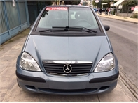 MERCEDES-BENZ A140 1400cc - AUTOMATIC- 2004 - 4300 Euro