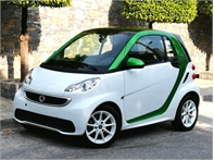 Smart ForTwo ELECTRIC DRIVE '12