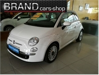 Fiat 500 LOUNGE PANORAMA TWIN AIR 875 TURBO ECO BOOK SERVICE FIAT1ΧΕΡΙ