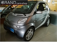 Smart ForTwo PASSION PANORAMA AYTOMATO ΔΩΡΟ ΤΑ ΤΕΛΗ 19!1ΧΕΡΙ