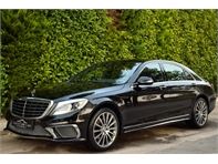 Mercedes-Benz S 300 LONG-AMG LOOK-CDI HYBRID-20' '15