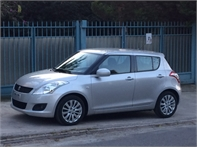 SUZUKI SWIFT 1242cc ECO START-STOP 2012 - 7999 Euro